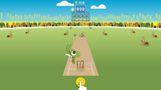 Cricket | Jogos do google